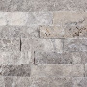 Silver Travertine SplitfaceSilver Travertine Splitface