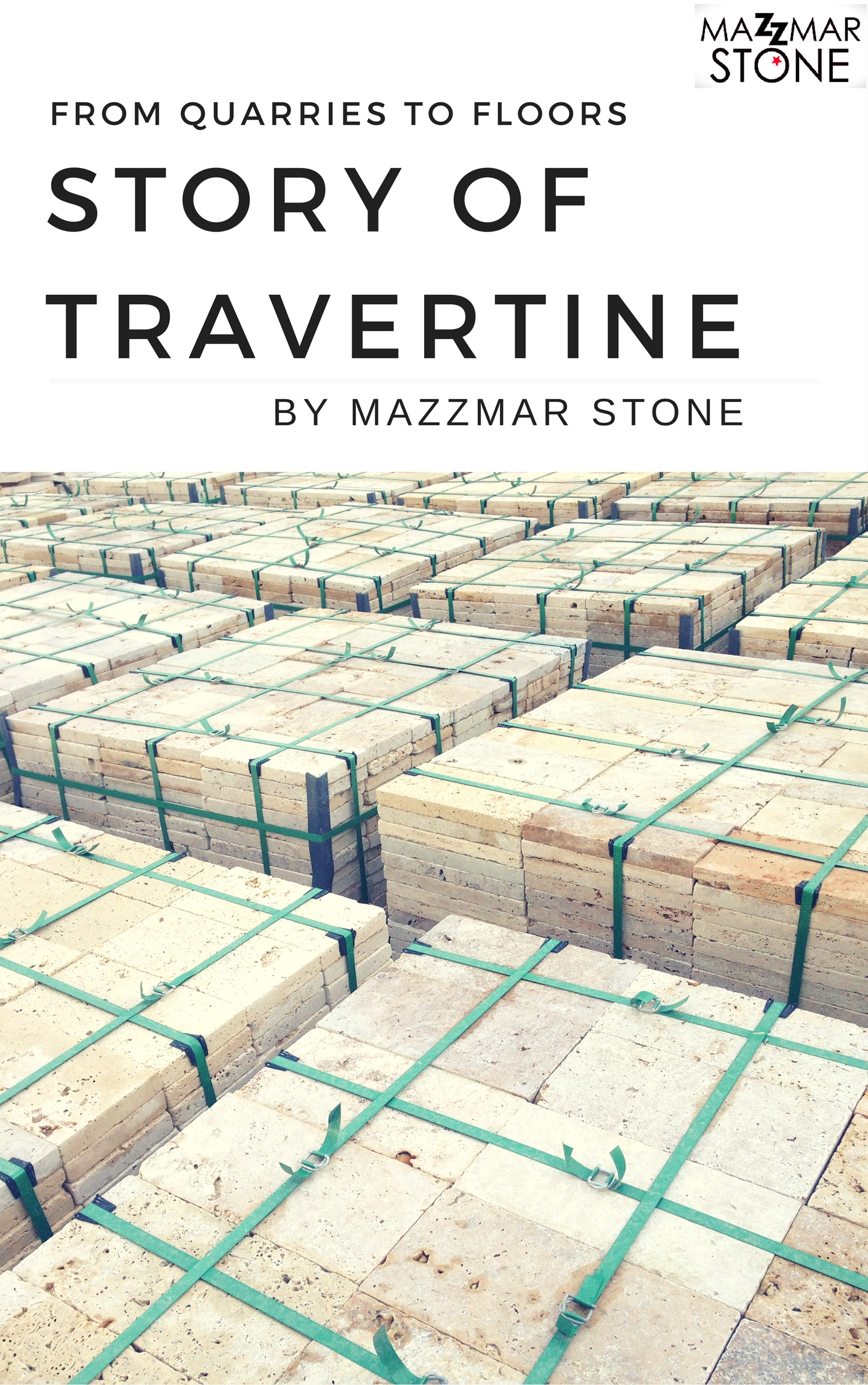 Story of Travertine from quarries to houses | Story of Natural ...