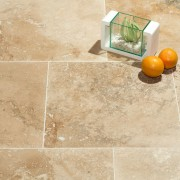 Classic Travertine Filled and Honed