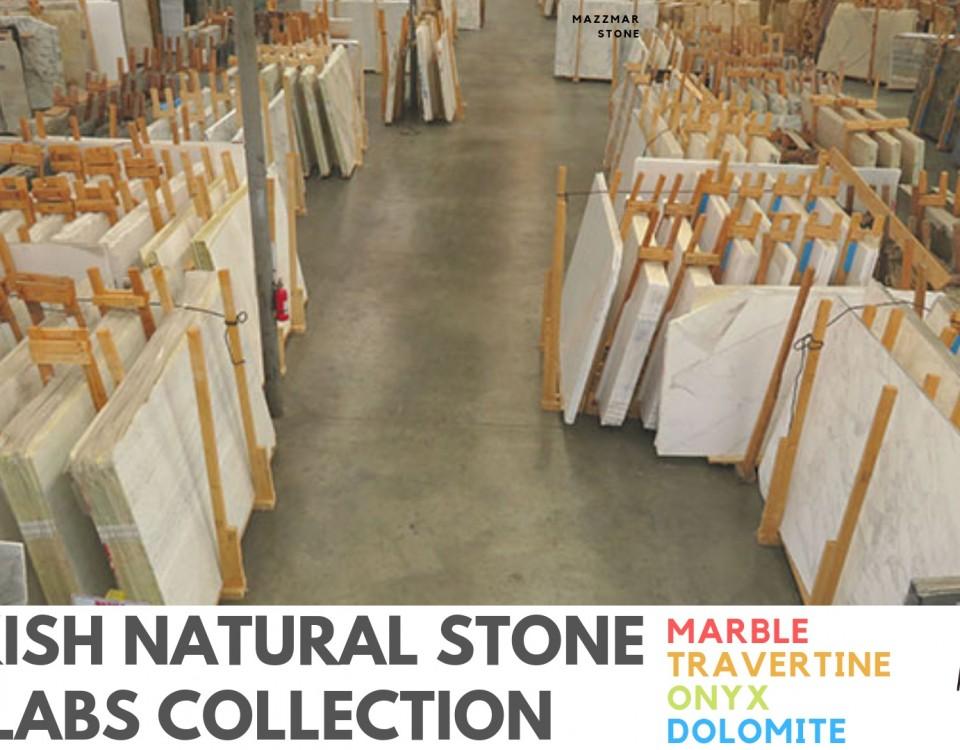 Mazzmar Slabs Collection Travertine Slab Marble Slab Turkey Onyx Slab Dolomite Dolomiti Turkish Marble Turkish Dolomiti