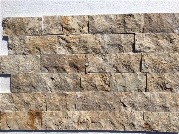 Travertine Mix Splitface Free Lenght x 10 x 2 cm (600 x 450)