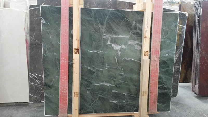 verde-africano-scuro-colored-marble-slab-b