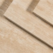 Light Travertine Veincut Filled Honed 40x80x2 Cm Tiles
