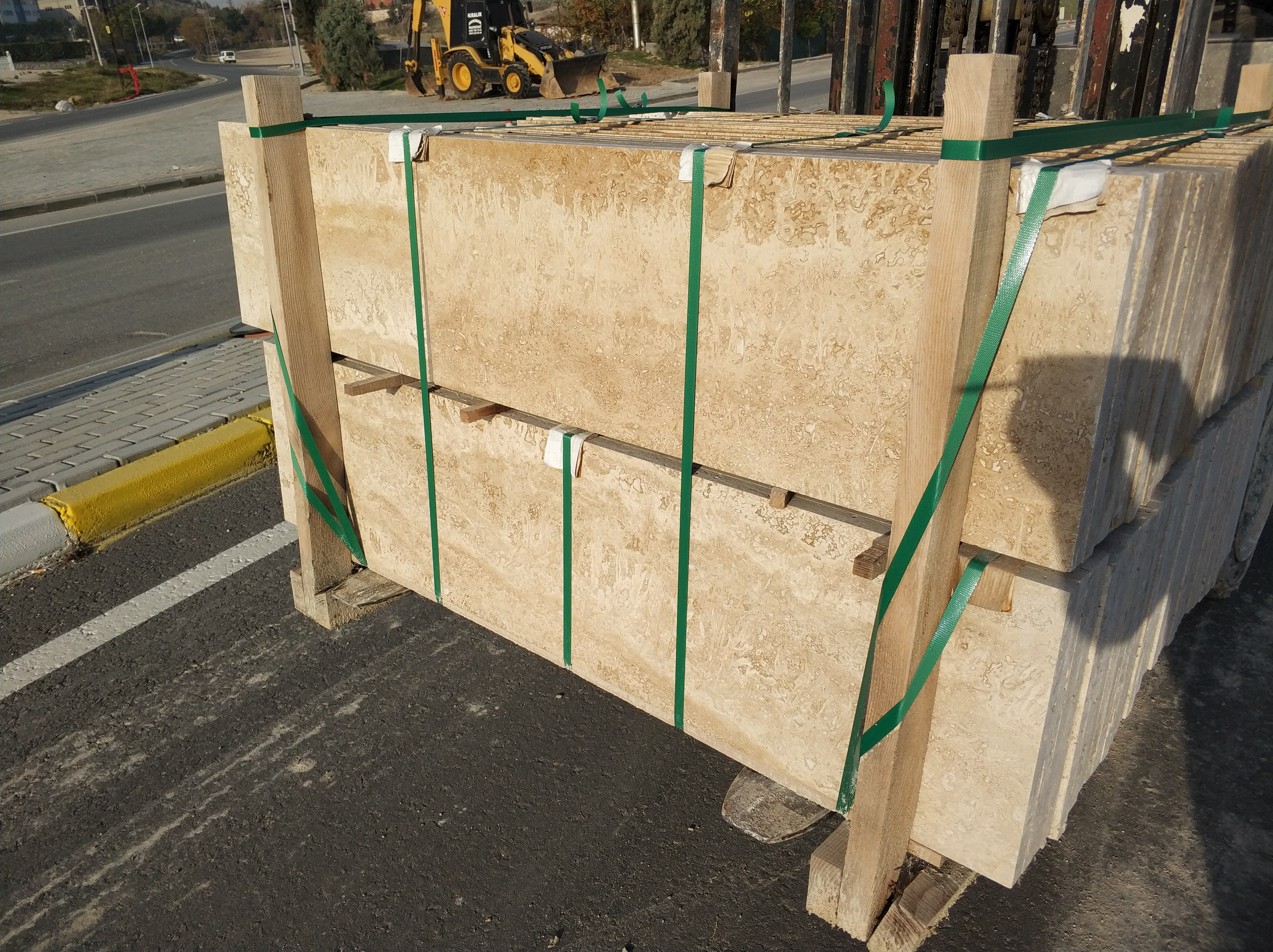Travertine Stairs Travertine Pool Coping Travertine Boolnose Travertine  Pool Travertine Stairs Travertine Filled Honed, Turkish