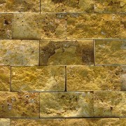 Yellow Travertine Splitface Travertine Splitface Travertine Splitface Travertine Scapitat Travertine Parrement Mural