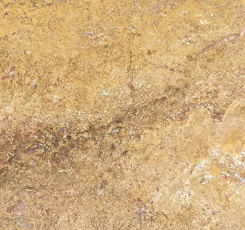 yellow-travertine-tile